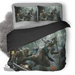 For Honor #44 3D Personalized Customized Bedding Sets Duvet Cover Bedroom Sets Bedset Bedlinen , Comforter Set