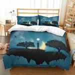 3D Customize Star Island Bedding Set Duvet Cover Set Bedroom Set Bedlinen EXR3539 , Comforter Set