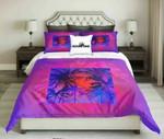 Tropicalunset On Palm Beach Design| kings3D Customize Bedding Set Duvet Cover SetBedroom Set Bedlinen , Comforter Set