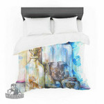 "Kira Crees ""Bottled Animals"" Cotton3D Customize Bedding Set Duvet Cover SetBedroom Set Bedlinen , Comforter Set"