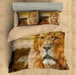Lion #3 3D Personalized Customized Bedding Sets Duvet Cover Bedroom Sets Bedset Bedlinen , Comforter Set