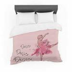 "Brienne Jepkema ""Ballerina"" Featherweight3D Customize Bedding Set/ Duvet Cover Set/  Bedroom Set/ Bedlinen , Comforter Set"