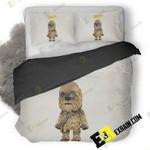 Chewie Solo A Star Wars Story Art Lw 3D Customize Bedding Sets Duvet Cover Bedroom set Bedset Bedlinen , Comforter Set