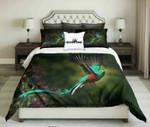 Realistic Colourful Bird Design  kings3D Customize Bedding Set Duvet Cover SetBedroom Set Bedlinen , Comforter Set