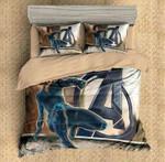 3D Customize Avengers Nataly Bedding Set Duvet Cover EXR742 , Comforter Set
