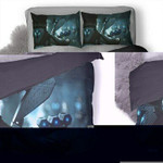 Prey #4 3D Personalized Customized Bedding Sets Duvet Cover Bedroom Sets Bedset Bedlinen , Comforter Set