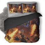 Hearthstone Heroes Of Warcraft #6 3D Personalized Customized Bedding Sets Duvet Cover Bedroom Sets Bedset Bedlinen , Comforter Set