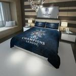 Uffa Champion League Club Bedding Set Duvet Cover#1 EXR8121 , Comforter Set