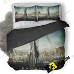 Exodus Gods And Kings Movie 3D Customize Bedding Sets Duvet Cover Bedroom set Bedset Bedlinen , Comforter Set