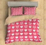 Love #17 3D Personalized Customized Bedding Sets Duvet Cover Bedroom Sets Bedset Bedlinen , Comforter Set