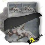 Dragon God Of War Concept Art Fr 3D Customized Bedding Sets Duvet Cover Set Bedset Bedroom Set Bedlinen , Comforter Set