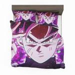 Goku Black Super Saiyan Rose Bedding Set EXR6192 , Comforter Set