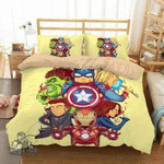 3D Customize Avengers Bedding Set Duvet Cover #9 EXR661 , Comforter Set