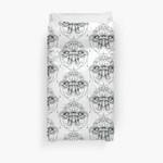Ornamental Lotus 3D Personalized Customized Duvet Cover Bedding Sets Bedset Bedroom Set , Comforter Set