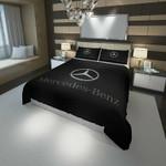 Mercedes Logo Custom Bedding Set #1(Duvet Cover & Pillowcases) EXR6844 , Comforter Set