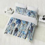 Bohemian Dreamcatcher Bedding, Feathers Dream-catcher Duvet Cover Set, Boho Watercolor Bedspread Bedroom Decor , Comforter Set