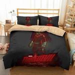Daredevil #4 3D Personalized Customized Bedding Sets Duvet Cover Bedroom Sets Bedset Bedlinen , Comforter Set