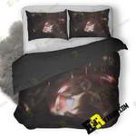 Captain America Shield 4K Ds 3D Customize Bedding Sets Duvet Cover Bedroom set Bedset Bedlinen , Comforter Set