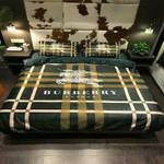 Burberry Custom Bedding Set (Duvet Cover & Pillowcases) EXR5170 , Comforter Set