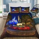Disney Castle #15 3D Personalized Customized Bedding Sets Duvet Cover Bedroom Sets Bedset Bedlinen , Comforter Set