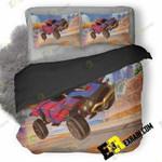 Rocket League Car K1 3D Customized Bedding Sets Duvet Cover Set Bedset Bedroom Set Bedlinen , Comforter Set