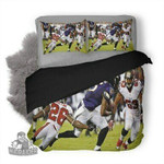NFL #100 3D Personalized Customized Bedding Sets Duvet Cover Bedroom Sets Bedset Bedlinen , Comforter Set