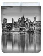 Enchanted City 3D Personalized Customized Duvet Cover Bedding Sets Bedset Bedroom Set , Comforter Set