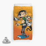 Gomer Goof 3D Personalized Customized Duvet Cover Bedding Sets Bedset Bedroom Set , Comforter Set