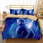 3D Customize Captain America Avengers Infinity War Bedding Set Duvet Cover EXR1041 , Comforter Set