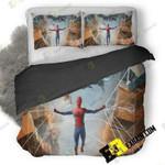 Spiderman Homecoming 5K Xd 3D Customize Bedding Sets Duvet Cover Bedroom set Bedset Bedlinen , Comforter Set
