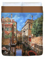 Luci A Venezia 3D Personalized Customized Duvet Cover Bedding Sets Bedset Bedroom Set , Comforter Set