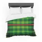 "Matthias Hennig ""Tartan"" Cotton3D Customize Bedding Set/ Duvet Cover Set/  Bedroom Set/ Bedlinen , Comforter Set"