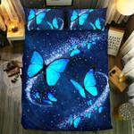 Butterfly Collection #091253D Customize Bedding Set Duvet Cover SetBedroom Set Bedlinen , Comforter Set