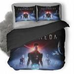 Mass Effect Andromeda #45 3D Personalized Customized Bedding Sets Duvet Cover Bedroom Sets Bedset Bedlinen , Comforter Set