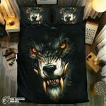Wolf Collection #0906113D Customize Bedding Set Duvet Cover SetBedroom Set Bedlinen , Comforter Set