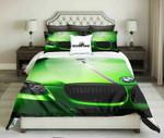 Apple Green Bmw  | kings3D Customize Bedding Set/ Duvet Cover Set/  Bedroom Set/ Bedlinen , Comforter Set