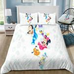 Disney Mickey Mouse #8 3D Personalized Customized Bedding Sets Duvet Cover Bedroom Sets Bedset Bedlinen , Comforter Set