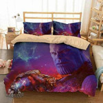 3D Customize Avengers Infinity War Thanos Bedding Set Duvet Cover Set Bedroom Set Bedlinen EXR739 , Comforter Set