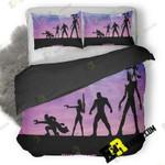 Guardians Of The Galaxy Movie 3D Customize Bedding Sets Duvet Cover Bedroom set Bedset Bedlinen , Comforter Set