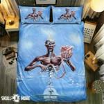Skull Iron Maiden #0921-5 Bedding Set Cover EXR7475 , Comforter Set