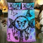 Butterfly Collection #0829013D Customize Bedding Set/ Duvet Cover Set/  Bedroom Set/ Bedlinen , Comforter Set