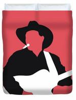 No272 My Garth Brooks Minimal Music Poster 3D Personalized Customized Duvet Cover Bedding Sets Bedset Bedroom Set , Comforter Set