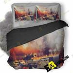 Counter Strike Dragon Lore Weapon Rp 3D Customized Bedding Sets Duvet Cover Set Bedset Bedroom Set Bedlinen , Comforter Set