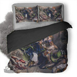 Horizon Zero Dawn #54 3D Personalized Customized Bedding Sets Duvet Cover Bedroom Sets Bedset Bedlinen , Comforter Set