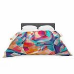 """Danny Ivan """"Versicolor"""" Featherweight3D Customize Bedding Set/ Duvet Cover Set/  Bedroom Set/ Bedlinen , Comforter Set"""