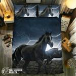Horse Collection #091193D Customize Bedding Set/ Duvet Cover Set/  Bedroom Set/ Bedlinen , Comforter Set