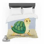 "Padgett Mason ""Slow andteady"" Cotton3D Customize Bedding Set Duvet Cover SetBedroom Set Bedlinen , Comforter Set"
