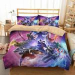 Devil May Cry 5 #11 3D Personalized Customized Bedding Sets Duvet Cover Bedroom Sets Bedset Bedlinen , Comforter Set