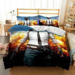 3D Bedding Wholesale Game PUBG Printed Bedding Sets Duvet Cover Set EXR268 , Comforter Set