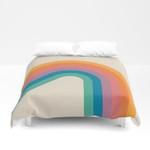 3D Boca Bending Bow Duvet Cover Bedding Sets , Comforter Set